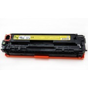 HP CB542A Yellow - Заправка картриджу HP CLJ HP CM1312/ CP1210/ CP1215N/ CP1510/ CP1515/ CP1518