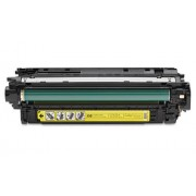 HP CF032A (HP 646A) Yellow - Заправка картриджу HP CLJ Enterprise CM4540 MFP