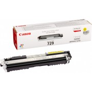 Canon Cartridge 729 (4367B002) Yellow - Заправка картриджу Canon LBP-7018С/ LBP-7010С