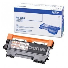 Brother TN-2235 - Заправка картриджу Brother DCP-7060D, DCP-7060DR, DCP-7065DN, DCP-7065DNR, DCP-7070DWR, HL-2220, HL-2230, HL-2240, HL-2240D, HL-2250DN, HL-2270DW, HL-2280DW, MFC-7360N, MFC-7360NR, MFC-7460DN, MFC-7860DW